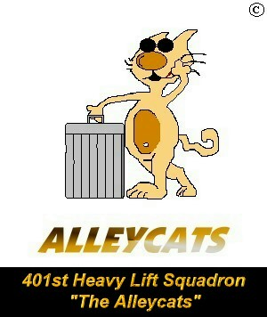 401st Heavy Transport Squadron - The Alleycats