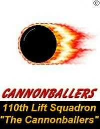 110th Transport Squadron - The Cannonballers