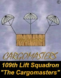 109th Transport Squadron - The Cargomasters