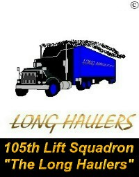 105th Transport Squadron - The Long Haulers
