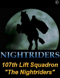 107th Transport Squadron - The Nightriders
