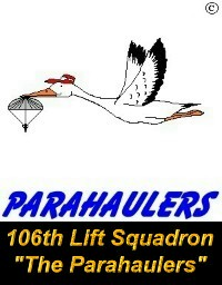 106th Transport Squadron - The Parahaulers