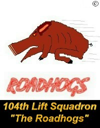 104th Transport Squadron - The Roadhogs
