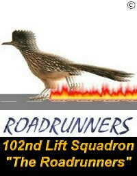 102nd Transport Squadron - The Roadrunners