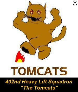 402nd Heavy Transport Squadron - The Tomcats